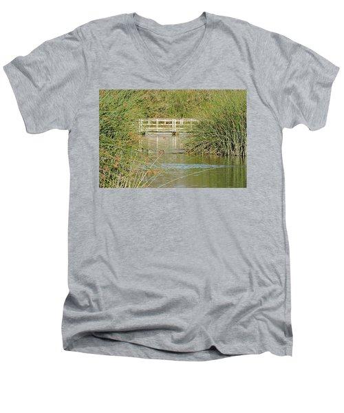 Neary Lagoon Men's V-Neck T-Shirt