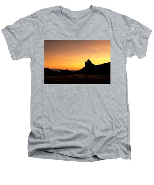 Needle Rock Men's V-Neck T-Shirt