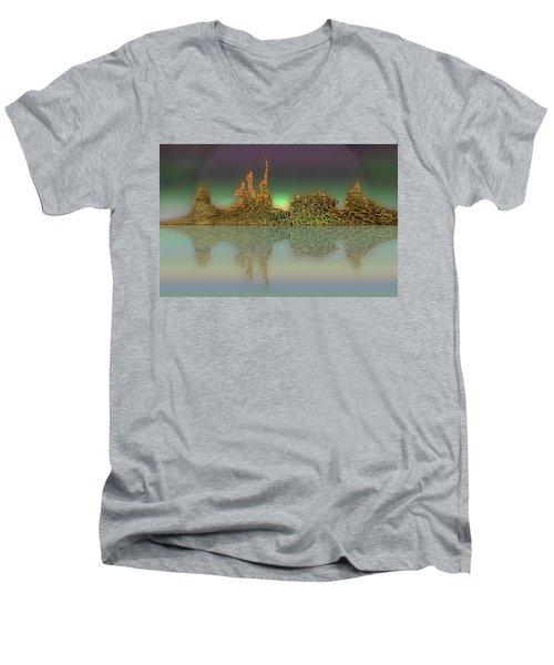 Neft Ardour Men's V-Neck T-Shirt