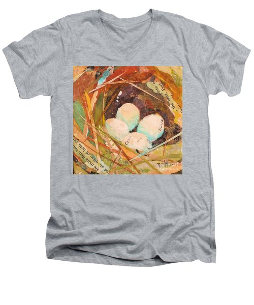 Nest 5 Men's V-Neck T-Shirt