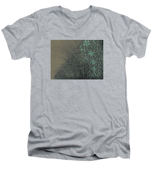Neurons Men's V-Neck T-Shirt