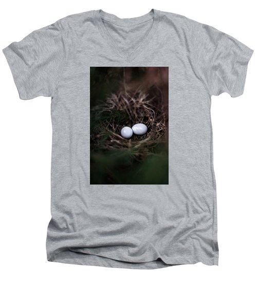 New Birth Men's V-Neck T-Shirt