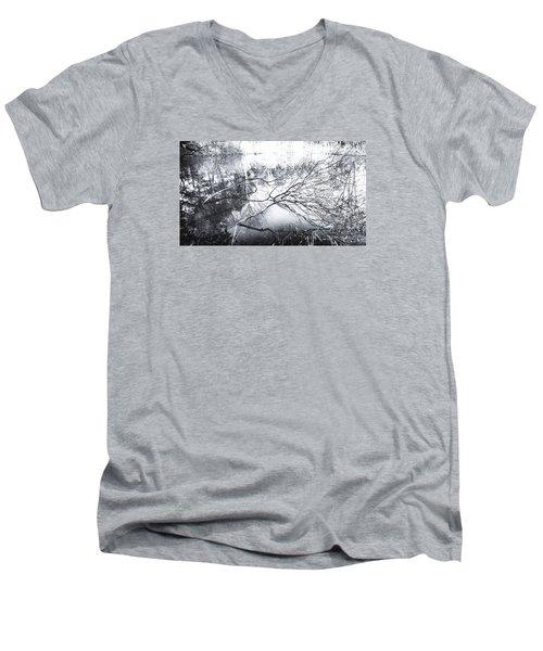 New Day Men's V-Neck T-Shirt