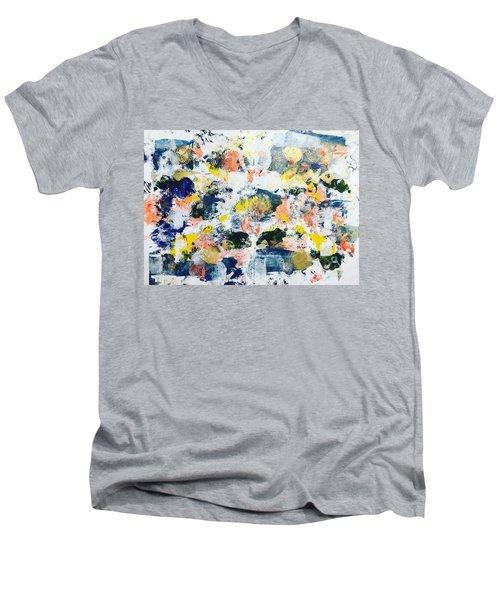 New Haven No 3 Men's V-Neck T-Shirt