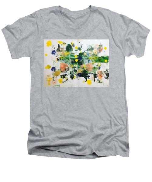 New Haven No 5 Men's V-Neck T-Shirt
