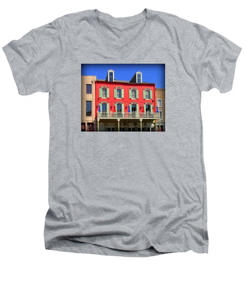 New Orleans Men's V-Neck T-Shirt