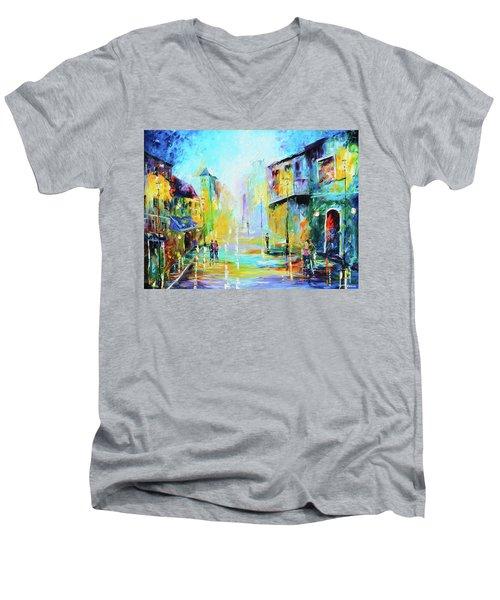 New Orleans Men's V-Neck T-Shirt