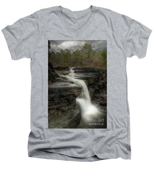 New Year Men's V-Neck T-Shirt