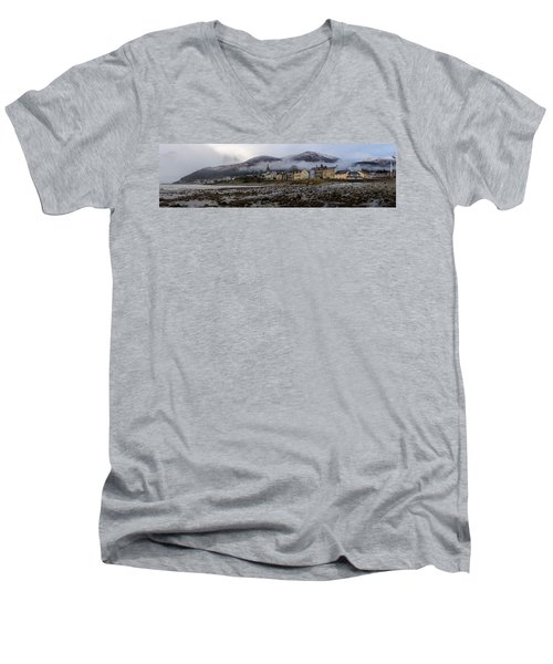 Newcastle Beach Men's V-Neck T-Shirt