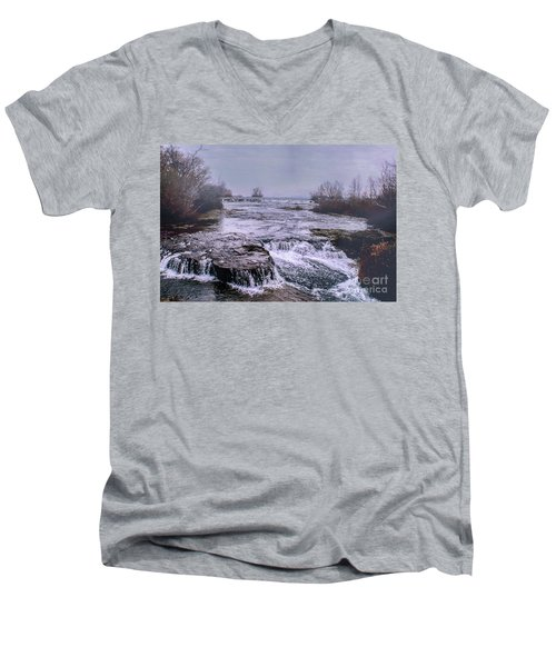 Niagra Men's V-Neck T-Shirt