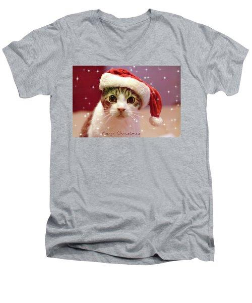 Nigel Men's V-Neck T-Shirt