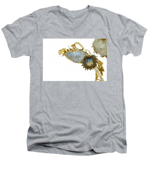 Night Flowers Men's V-Neck T-Shirt