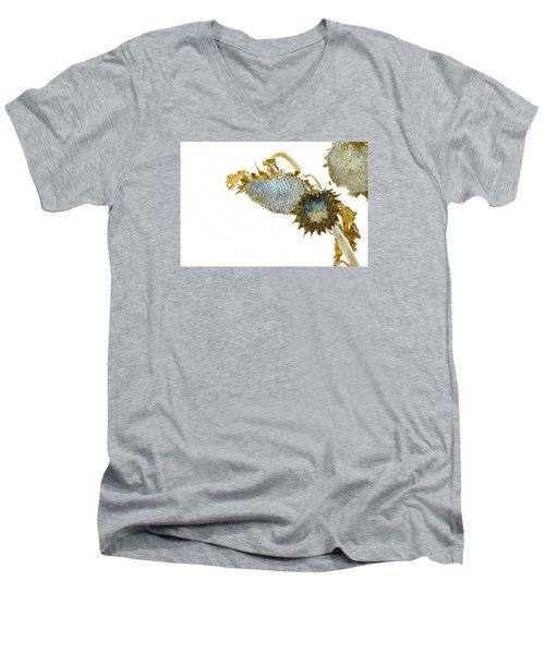 Night Flowers Men's V-Neck T-Shirt