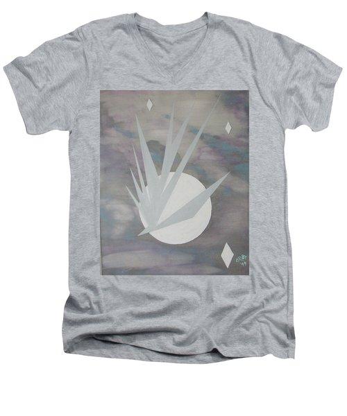 Night Hawke 2 Men's V-Neck T-Shirt
