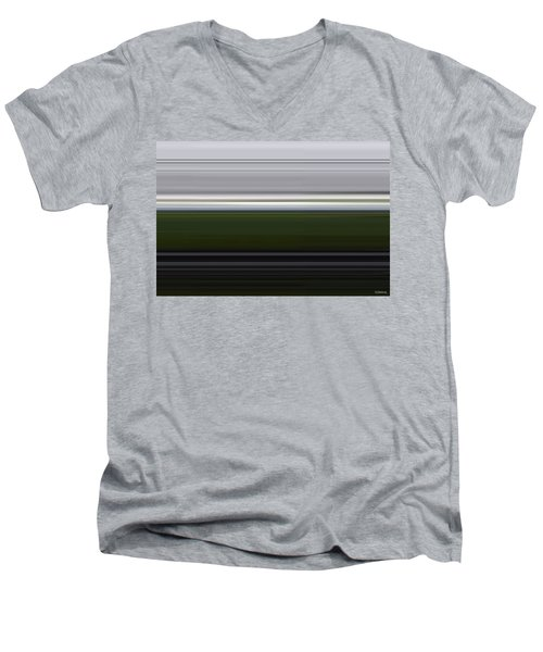 Night Trip Men's V-Neck T-Shirt