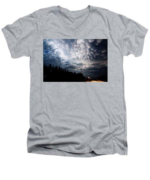 Night Watch Men's V-Neck T-Shirt