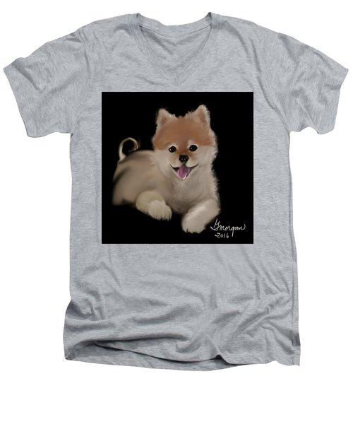 Nik Men's V-Neck T-Shirt
