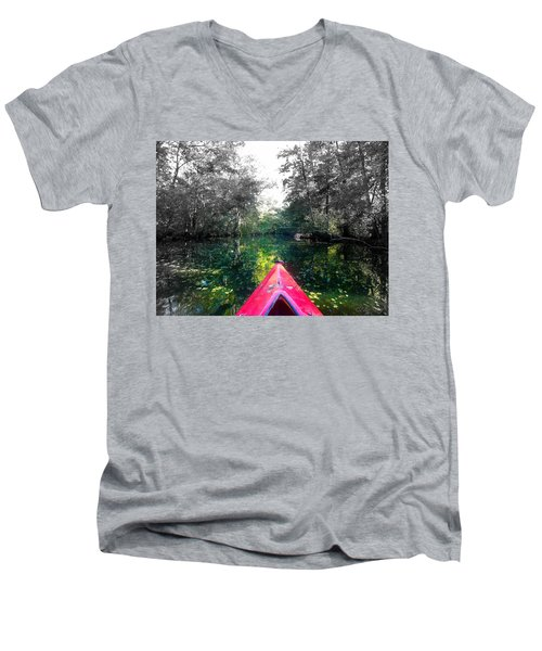 Nirvana Men's V-Neck T-Shirt