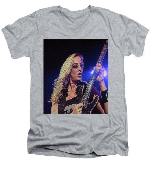 Nita Strauss Men's V-Neck T-Shirt