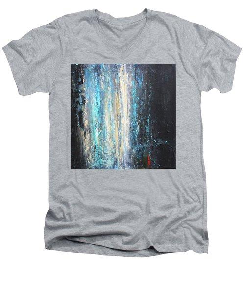 No. 851 Men's V-Neck T-Shirt