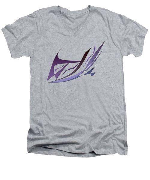 No Choice Men's V-Neck T-Shirt