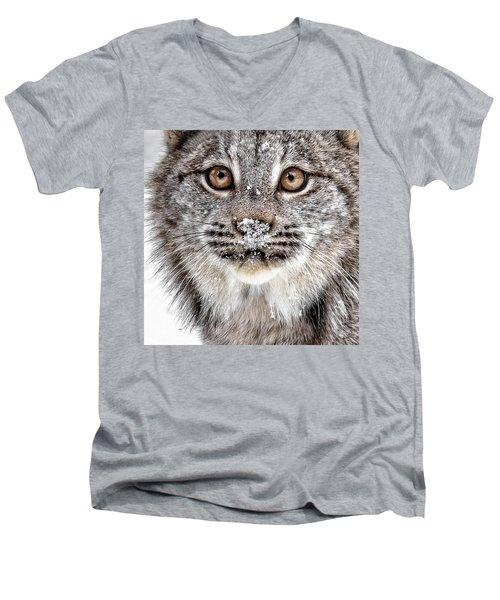 No Mouse This Time Men's V-Neck T-Shirt