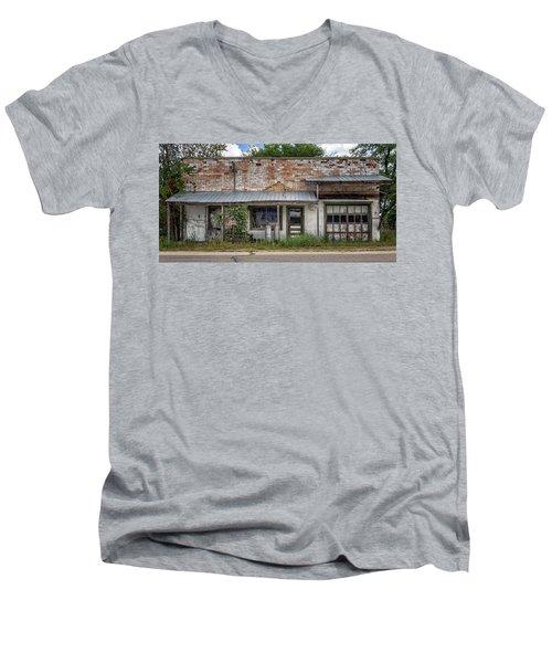 No Service Men's V-Neck T-Shirt