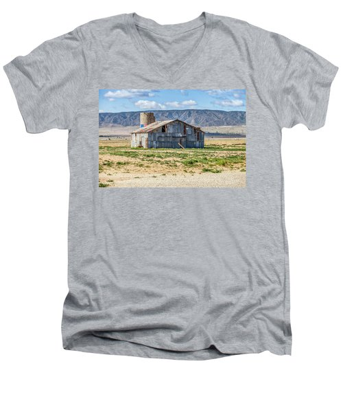 No Trespassing Men's V-Neck T-Shirt