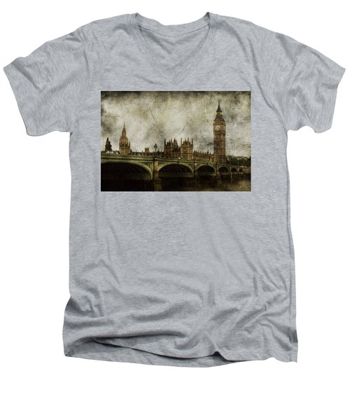 Noble Attributes Men's V-Neck T-Shirt
