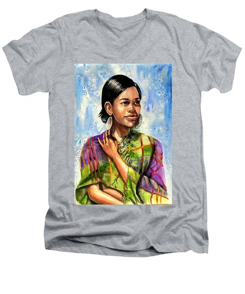 Norah Men's V-Neck T-Shirt