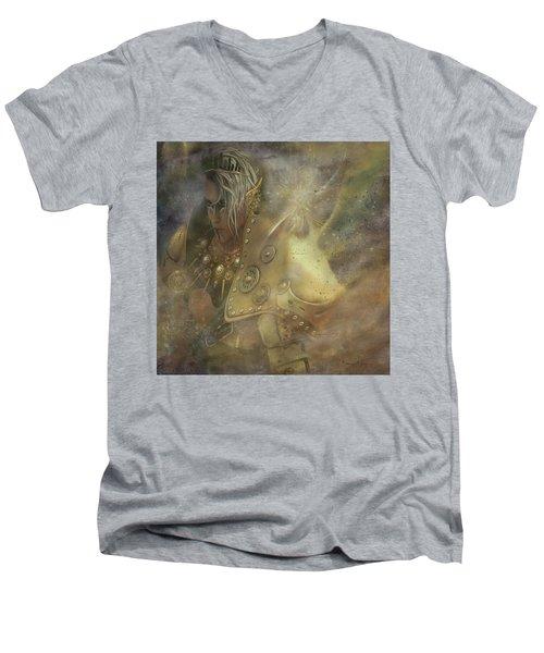 Norse Warrior Men's V-Neck T-Shirt