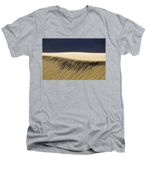 North Carolina Outer Banks Nags Head Jockeys Ridge Obx Nc Men's V-Neck T-Shirt