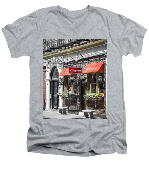 North End  Men's V-Neck T-Shirt