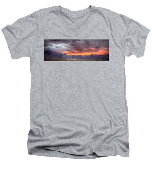 North Of Potosi Men's V-Neck T-Shirt