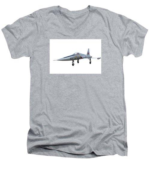 Northrop F5a Fighter Men's V-Neck T-Shirt