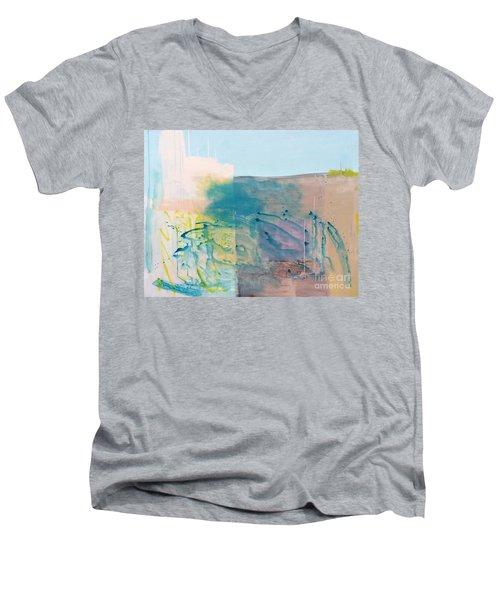 Nostalgie Men's V-Neck T-Shirt