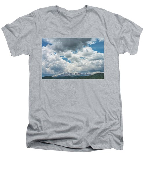 Not Until We Are Lost Do We Begin To Understand Ourselves.  Men's V-Neck T-Shirt