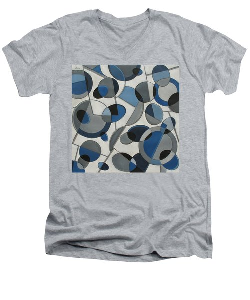 Nothing In Between Men's V-Neck T-Shirt