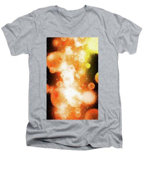 Nova 1.0 Men's V-Neck T-Shirt