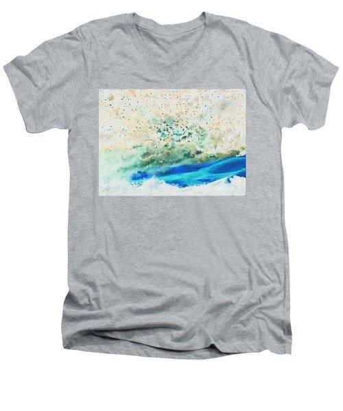 Nuclear Winter Men's V-Neck T-Shirt