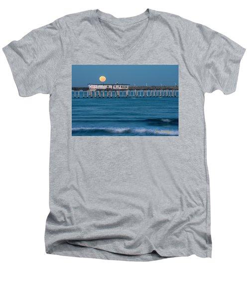 O B Morning Men's V-Neck T-Shirt