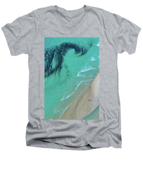 Ocean Art Men's V-Neck T-Shirt