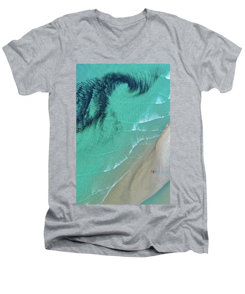 Ocean Art Men's V-Neck T-Shirt