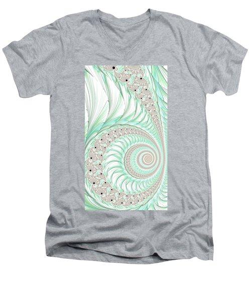 Ocean Beauty Men's V-Neck T-Shirt