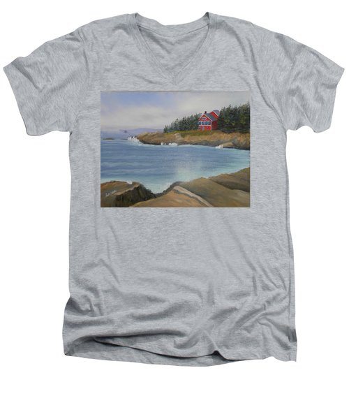 Ocean Cottage Men's V-Neck T-Shirt