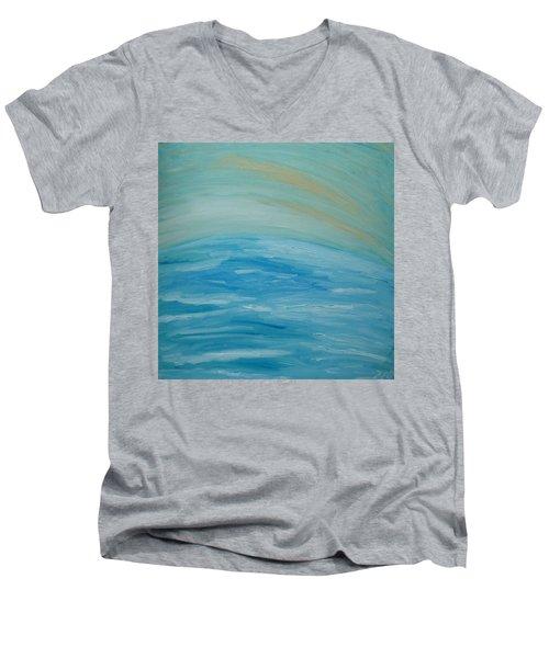 Ocean. Fantasy 29. Men's V-Neck T-Shirt