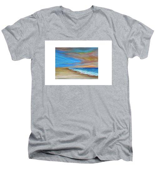 Ocean  Journey  Men's V-Neck T-Shirt
