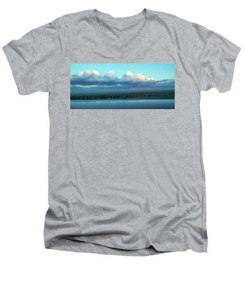 Ocean Of Sky Men's V-Neck T-Shirt