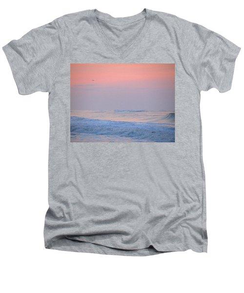 Ocean Peace Men's V-Neck T-Shirt