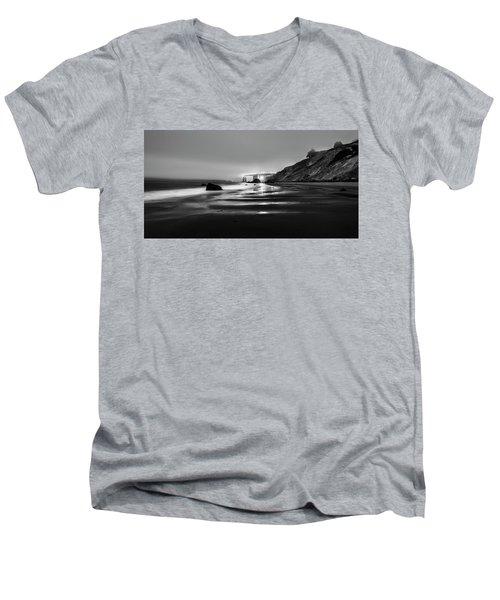Ocean Rhythm Men's V-Neck T-Shirt